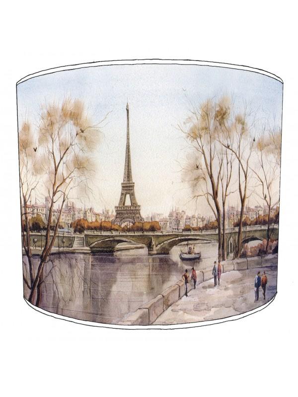 city of paris lampshade 1