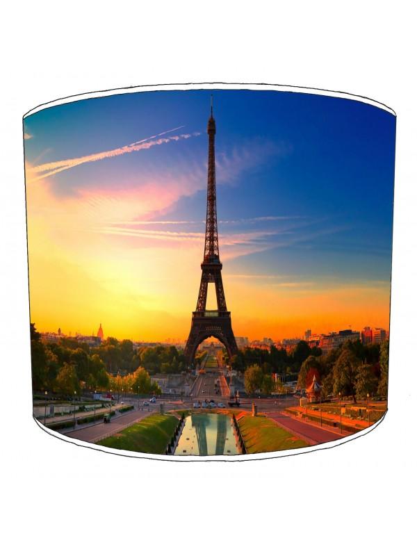 city of paris lampshade 3
