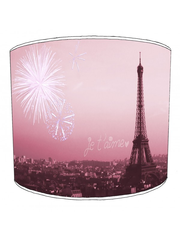 city of paris lampshade 8