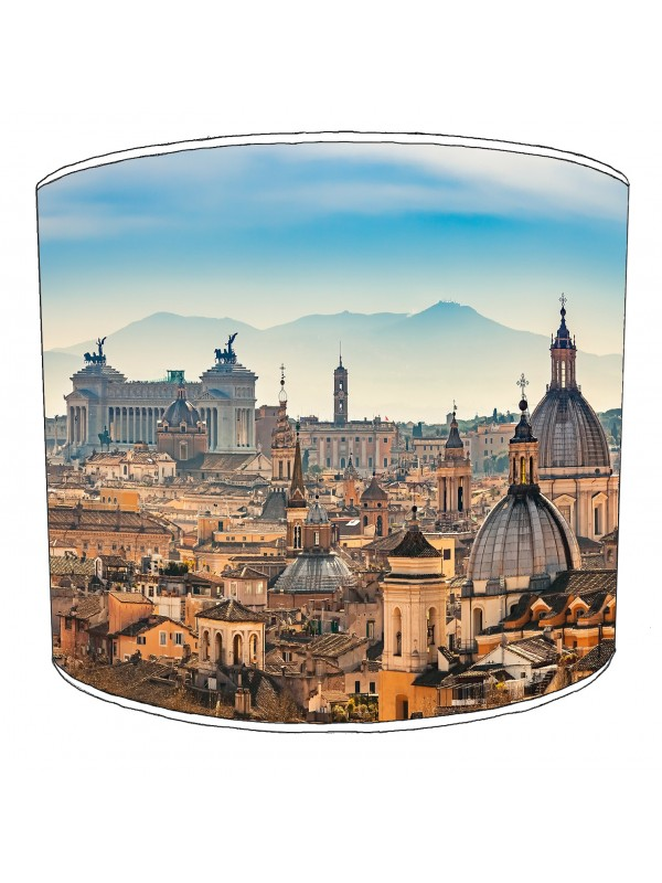 city of rome lampshade 3