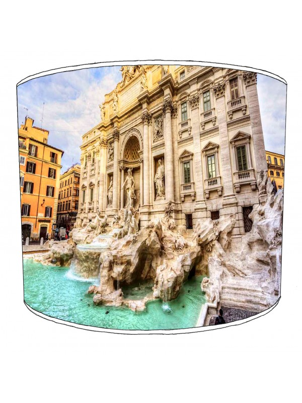 city of rome lampshade 8