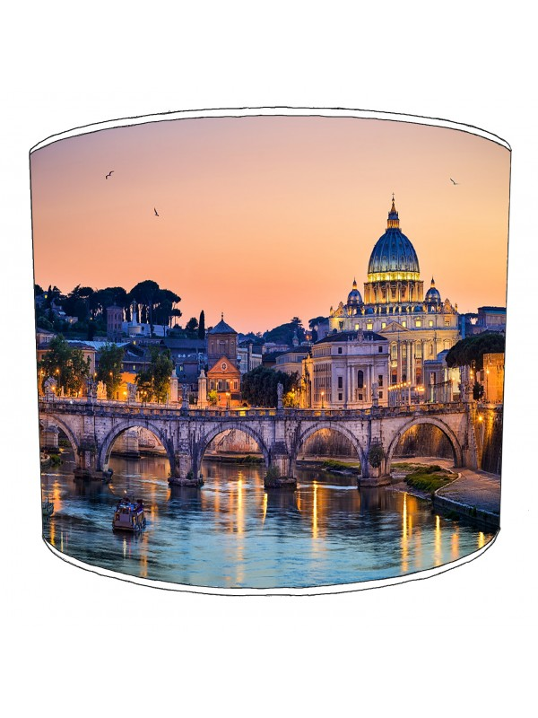 city of rome lampshade 9