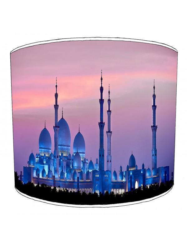 city of abu dhabi lampshade 1