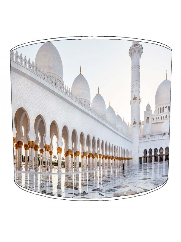 city of abu dhabi lampshade 9