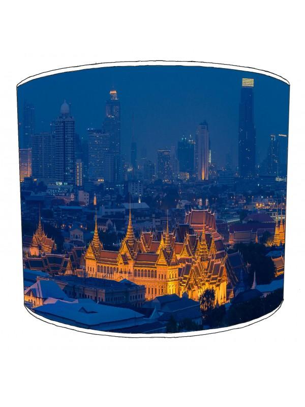 city of bangkok lampshade 1
