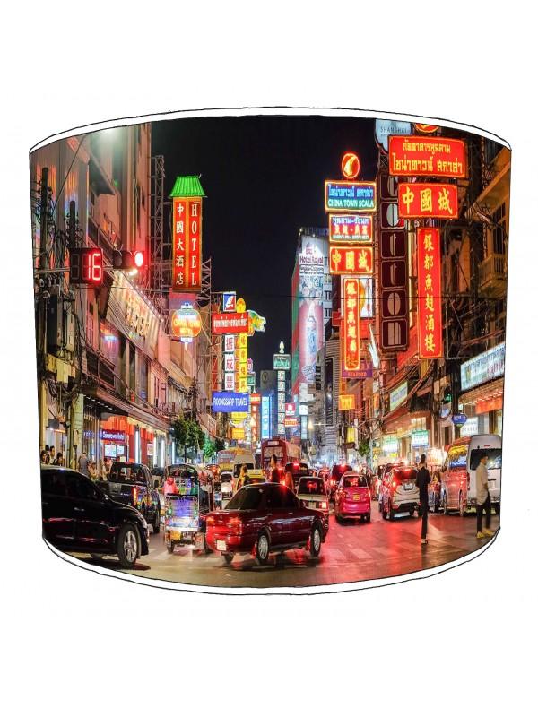city of bangkok lampshade 3