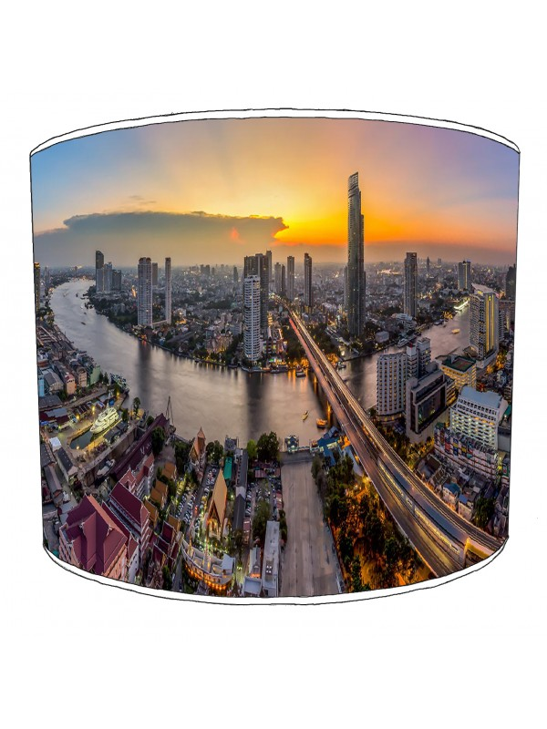 city of bangkok lampshade 4
