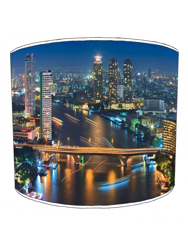 city of bangkok lampshade 7