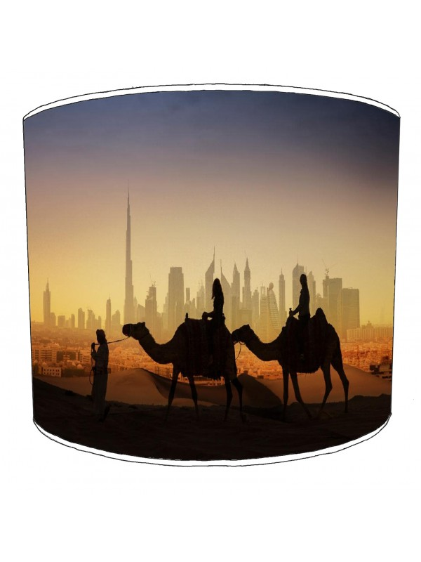 city of dubai lampshade 3