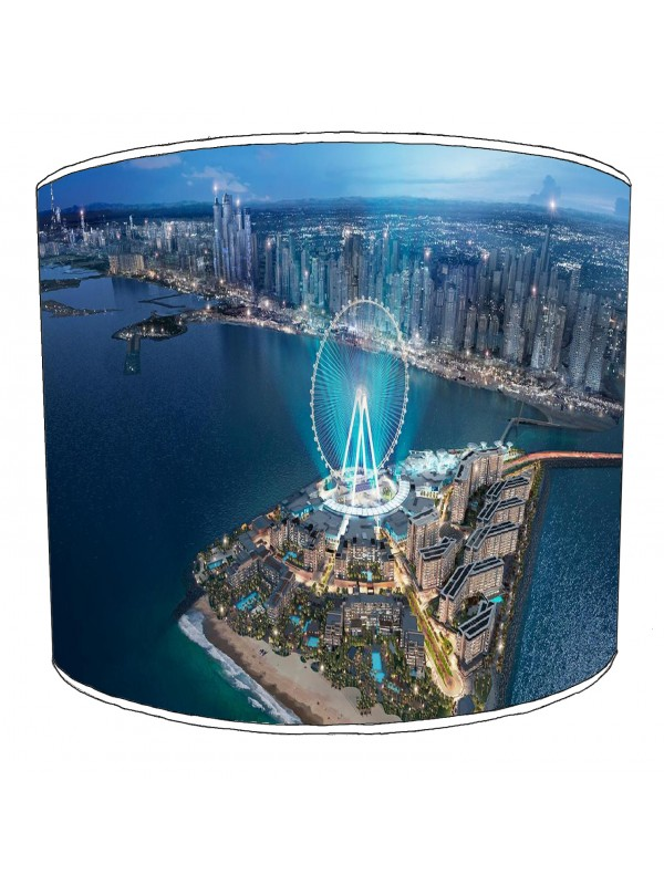 city of dubai lampshade 9