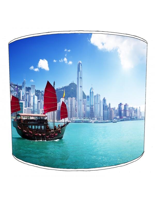city of hong kong lampshade 4