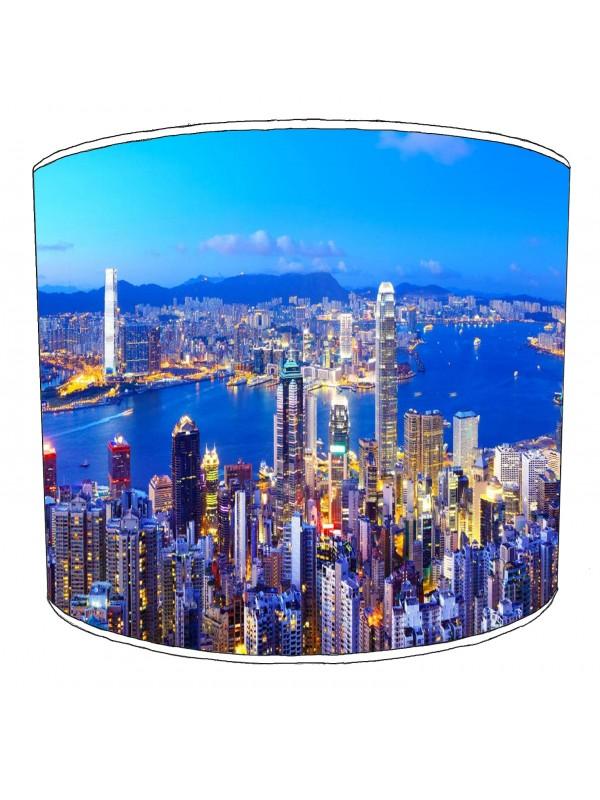 city of hong kong lampshade 7