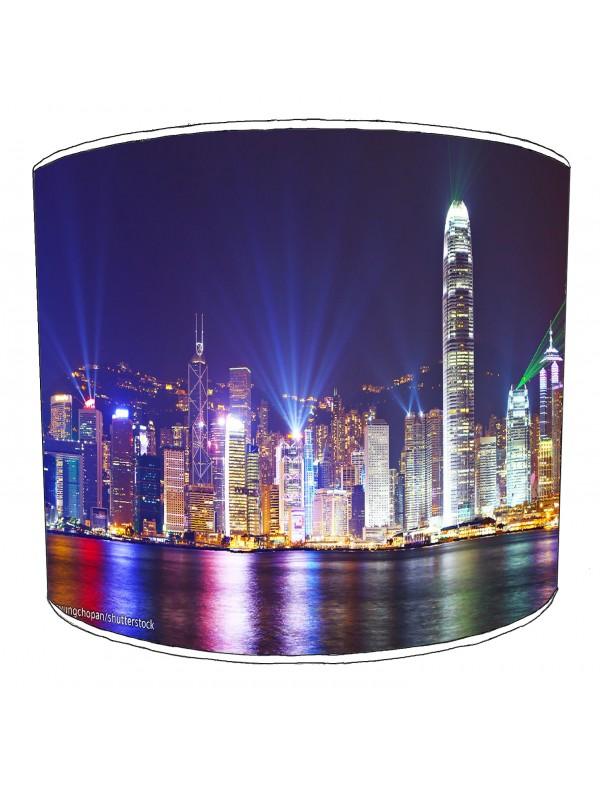 city of hong kong lampshade 8