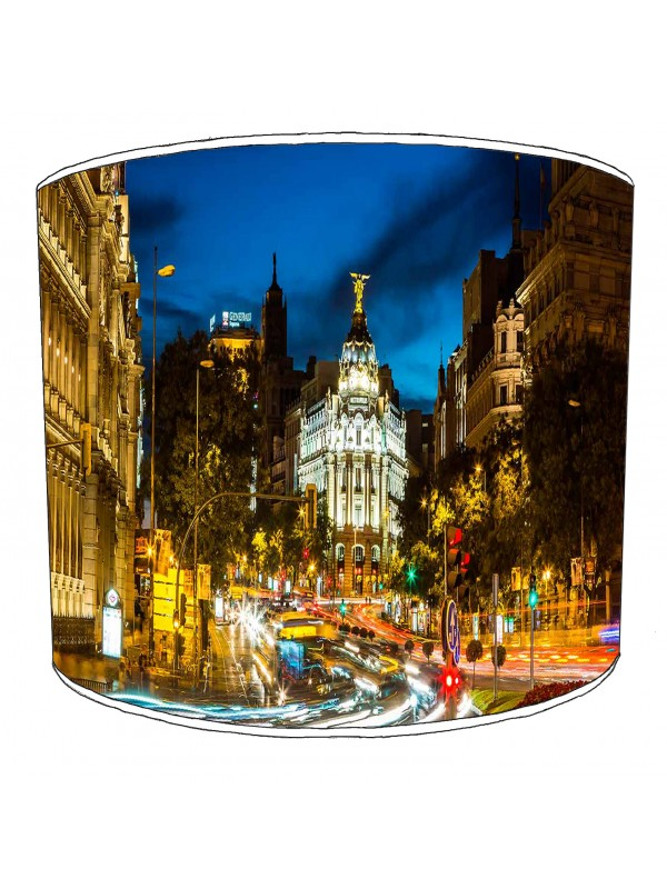 city of madrid lampshade 4