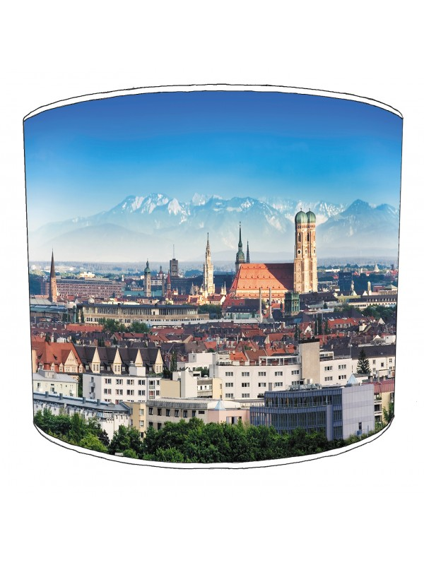 city of munich lampshade 1