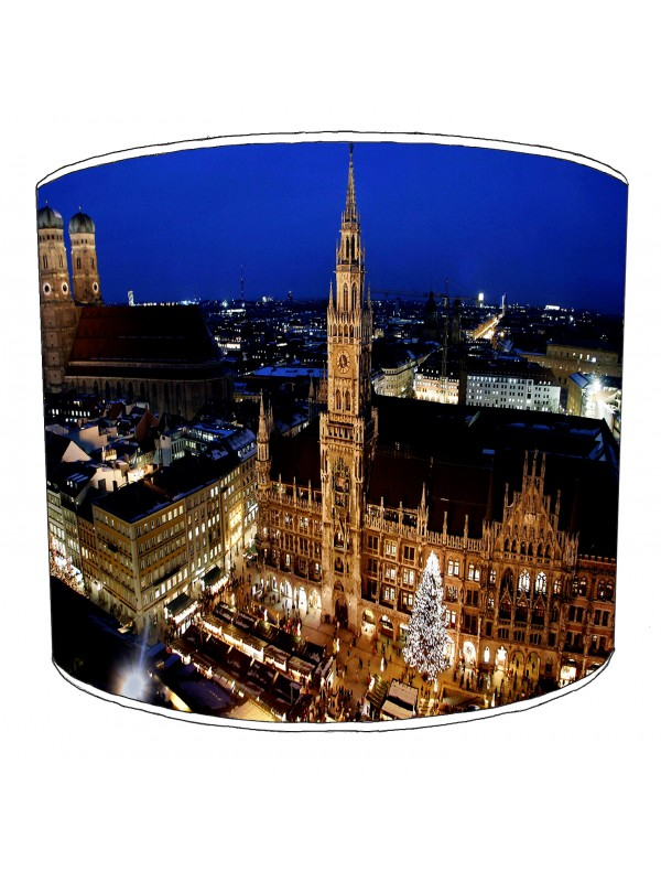 city of munich lampshade 6