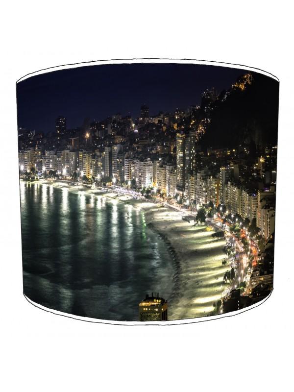city of rio de janeiro lampshade 8
