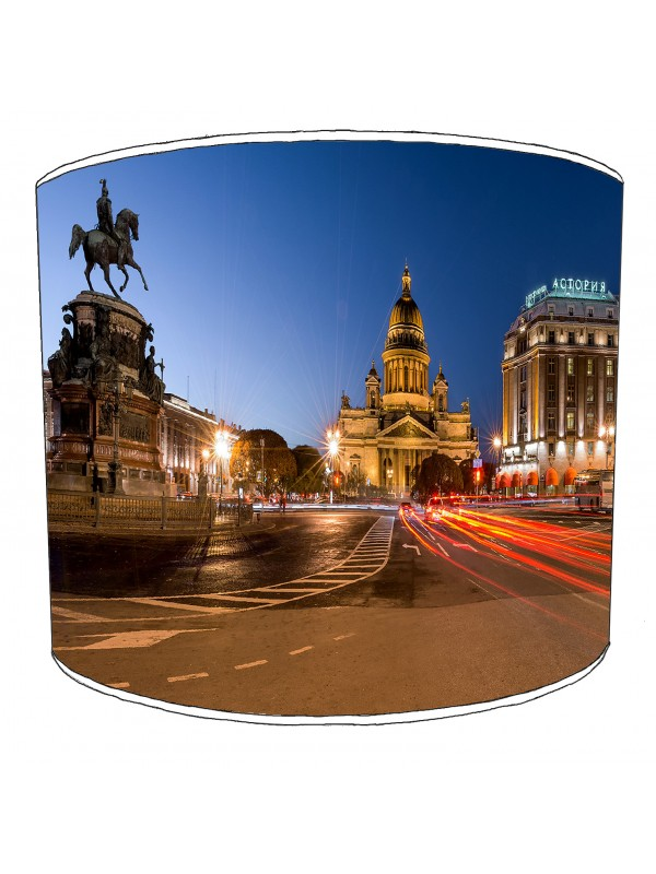 city of st petersburg lampshade 1