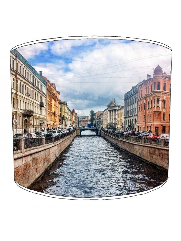 city of st petersburg lampshade 3