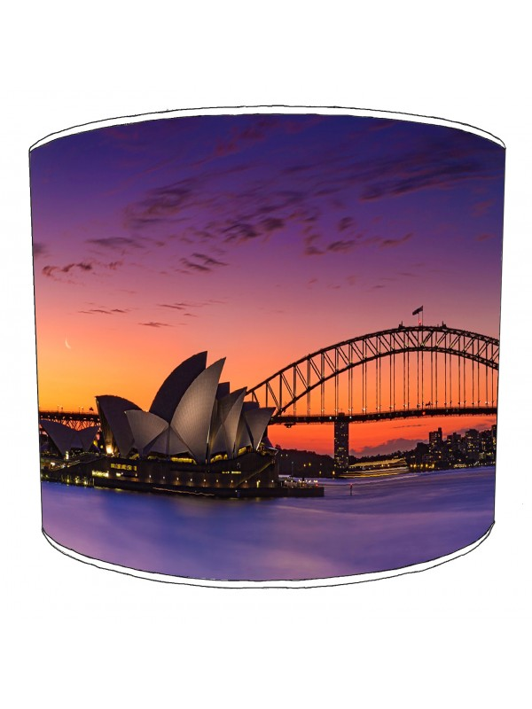 city of sydney lampshade 2