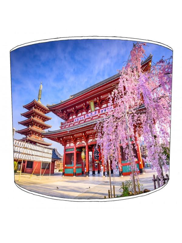 city of tokyo lampshade 2
