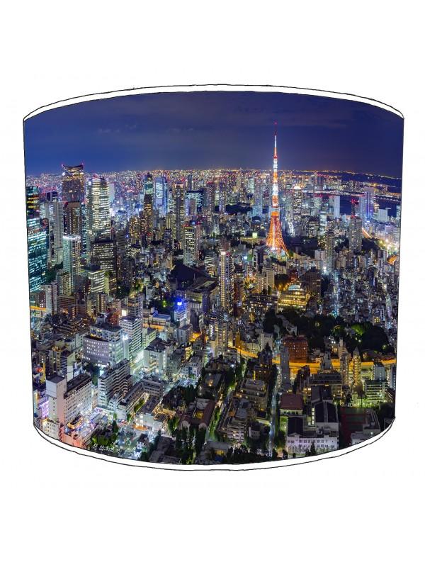 city of tokyo lampshade 5