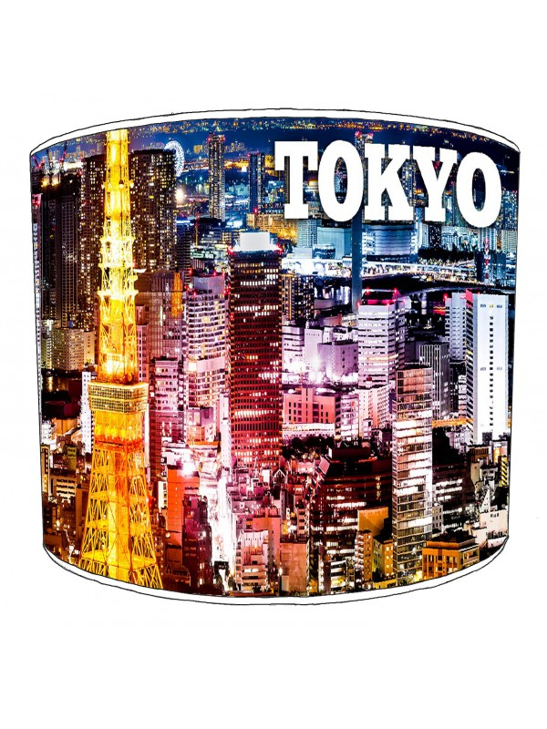 city of tokyo lampshade 6