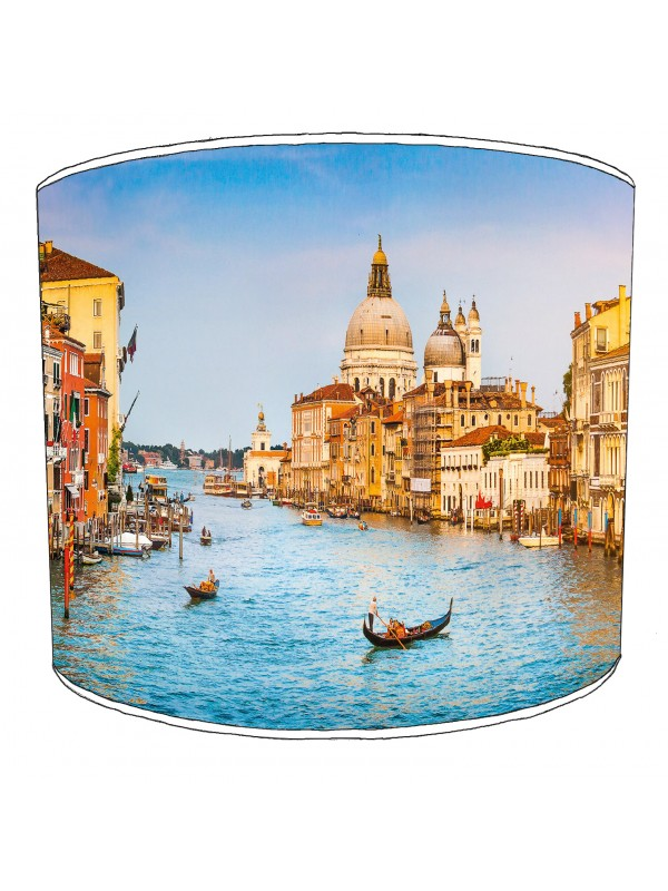 city of venice lampshade 1