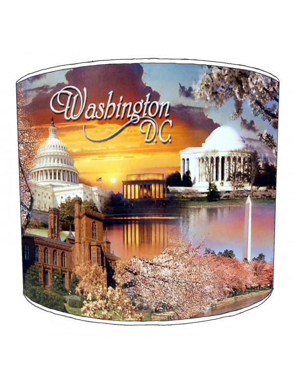 city of washington lampshade 9