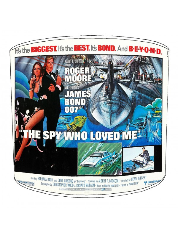 james bond lampshade 29