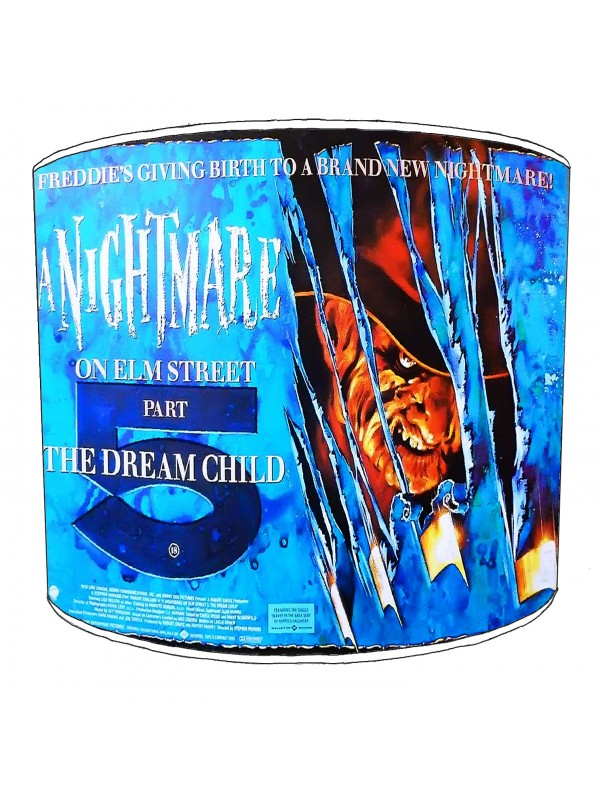 nightmare on elm street lampshade 5