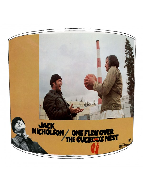 one flew over the cuckoos nest lampshade 2