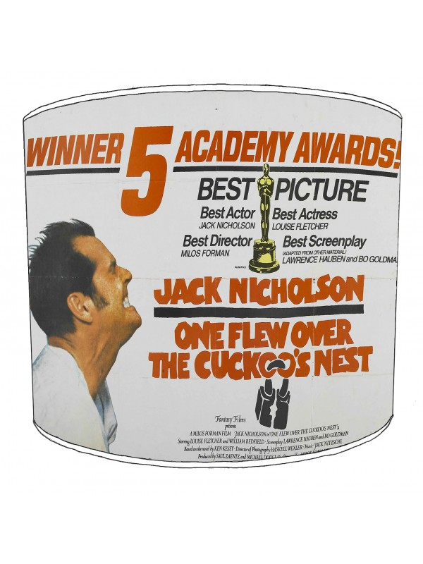 one flew over the cuckoos nest lampshade 5