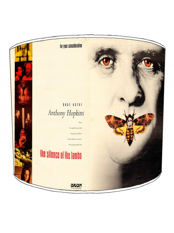 silence of the lambs lampshade 1