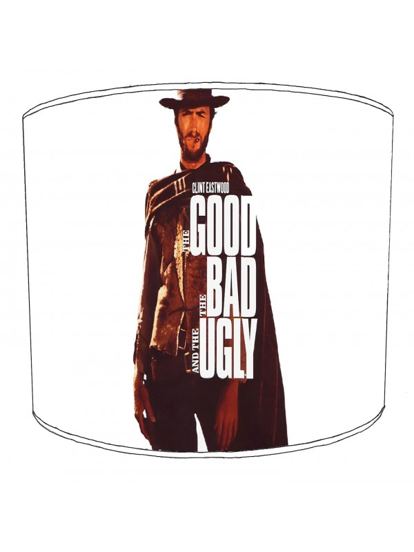 the good the bad and the ugly lampshade 1