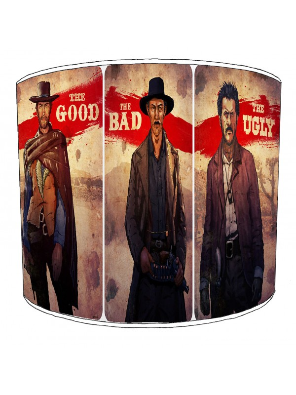 the good the bad and the ugly lampshade 13