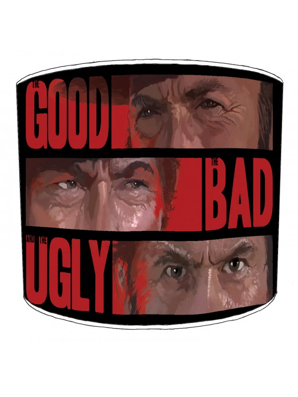 the good the bad and the ugly lampshade 2