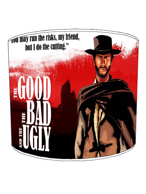 the good the bad and the ugly lampshade 3
