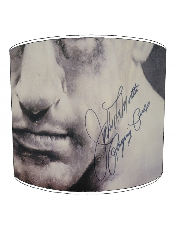 raging bull boxing lampshade 10