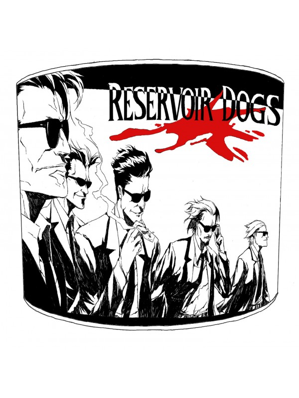 reservoir dogs lampshade 12