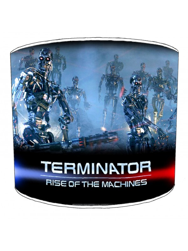 the terminator lampshade 2