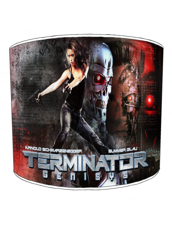 the terminator lampshade 5