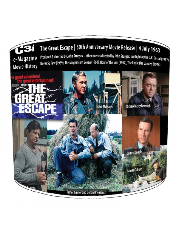 the great escape lampshade 1
