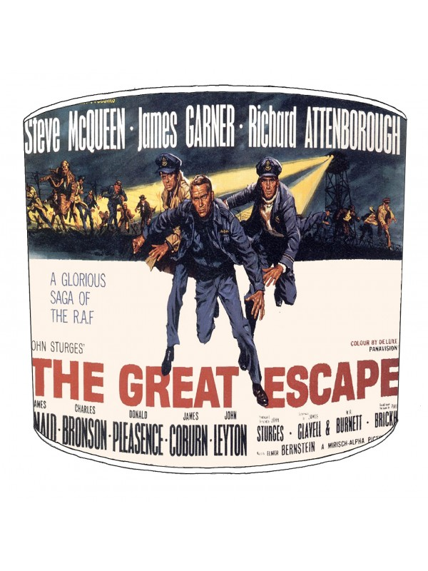 the great escape lampshade 11