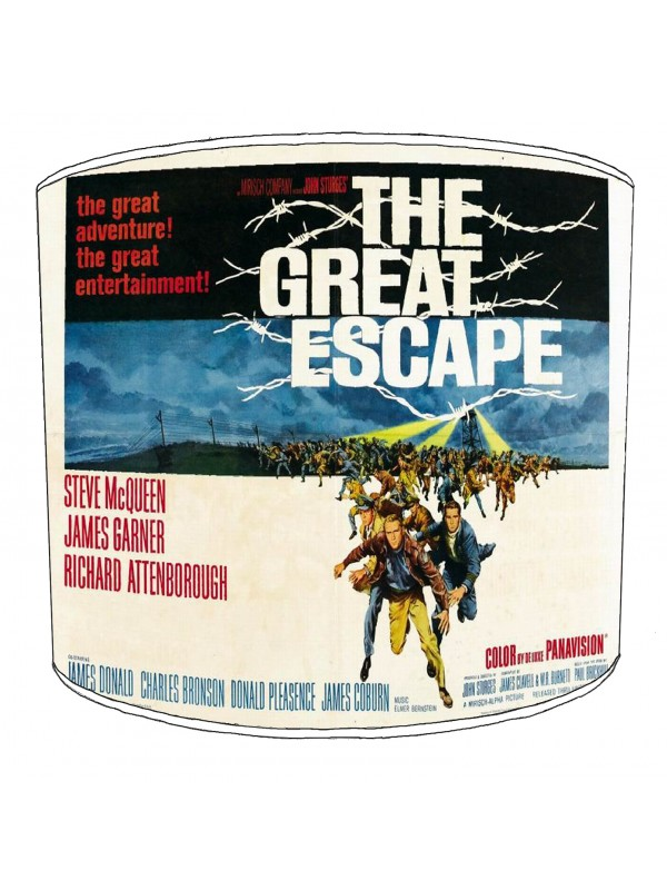 the great escape lampshade 9