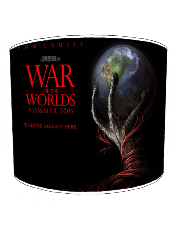 war of the worlds lampshade 10