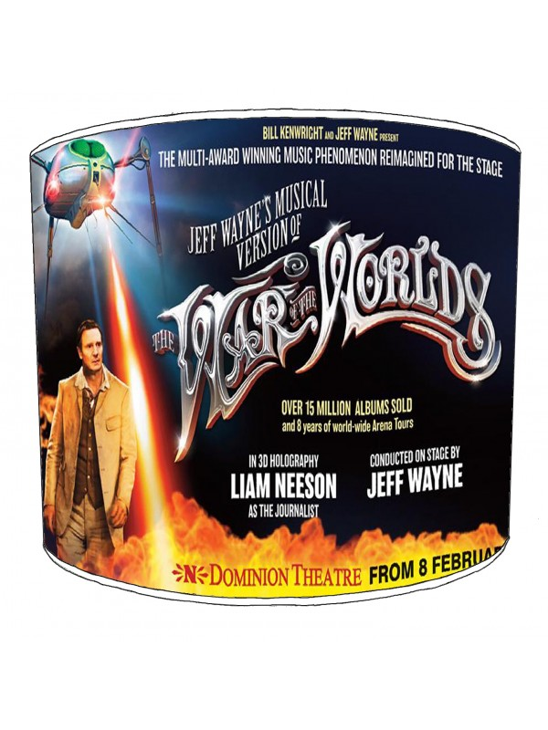 war of the worlds lampshade 11
