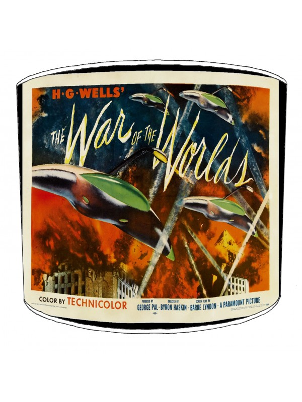 war of the worlds lampshade 12