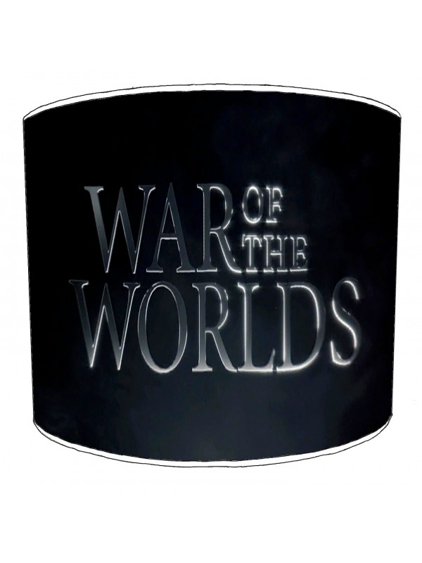 war of the worlds lampshade 14