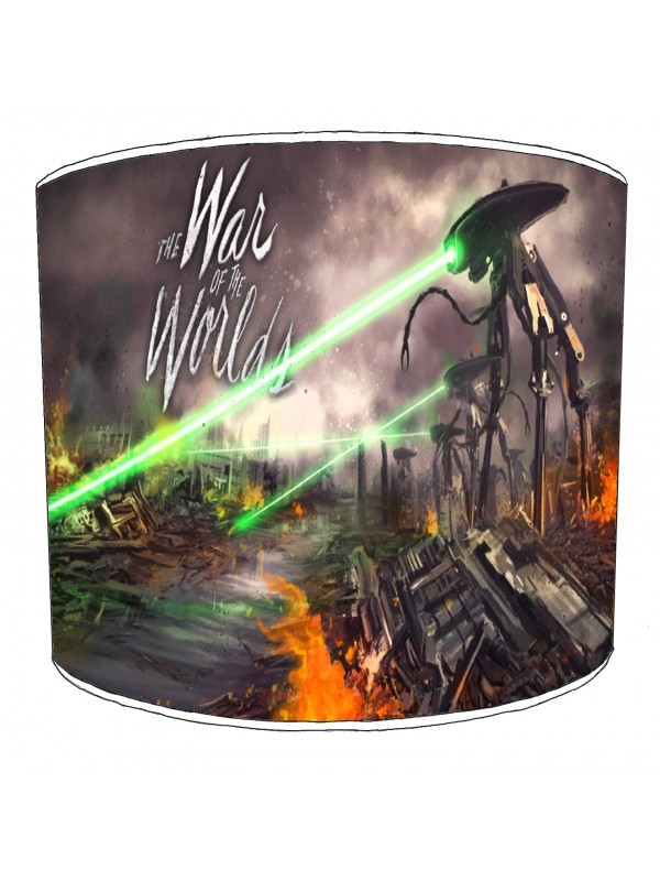 war of the worlds lampshade 4